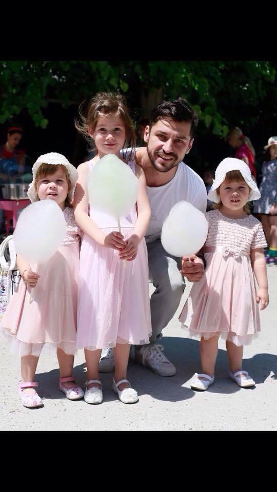 EXCLUSIV/George Călin de la Deepcentral va fi din nou tată de fată. Colegul său, Doru Todoruț are trei!