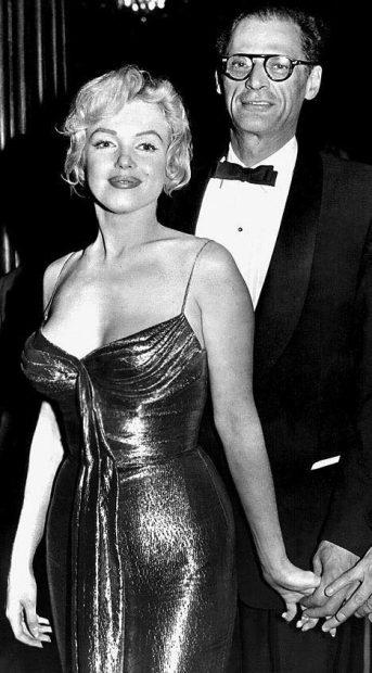 Marilyn Monroe şi Arthur Miller