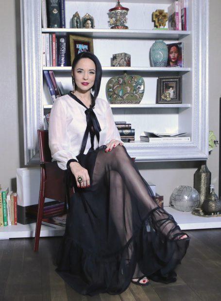 EXCLUSIV/ Andreea Marin vorbește moldovenește acasă și cu prietenii. E mândră de originea ei!