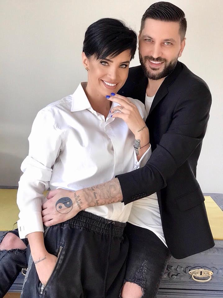 EXCLUSIV/ Adelina Pestrițu se mută în casă nouă, după ce naște