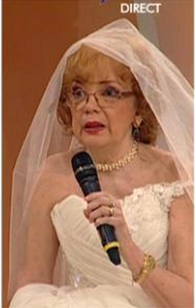 A fost sau nu căsătorită Aimee Iacobescu? Actrița afirma una, mama sa altceva