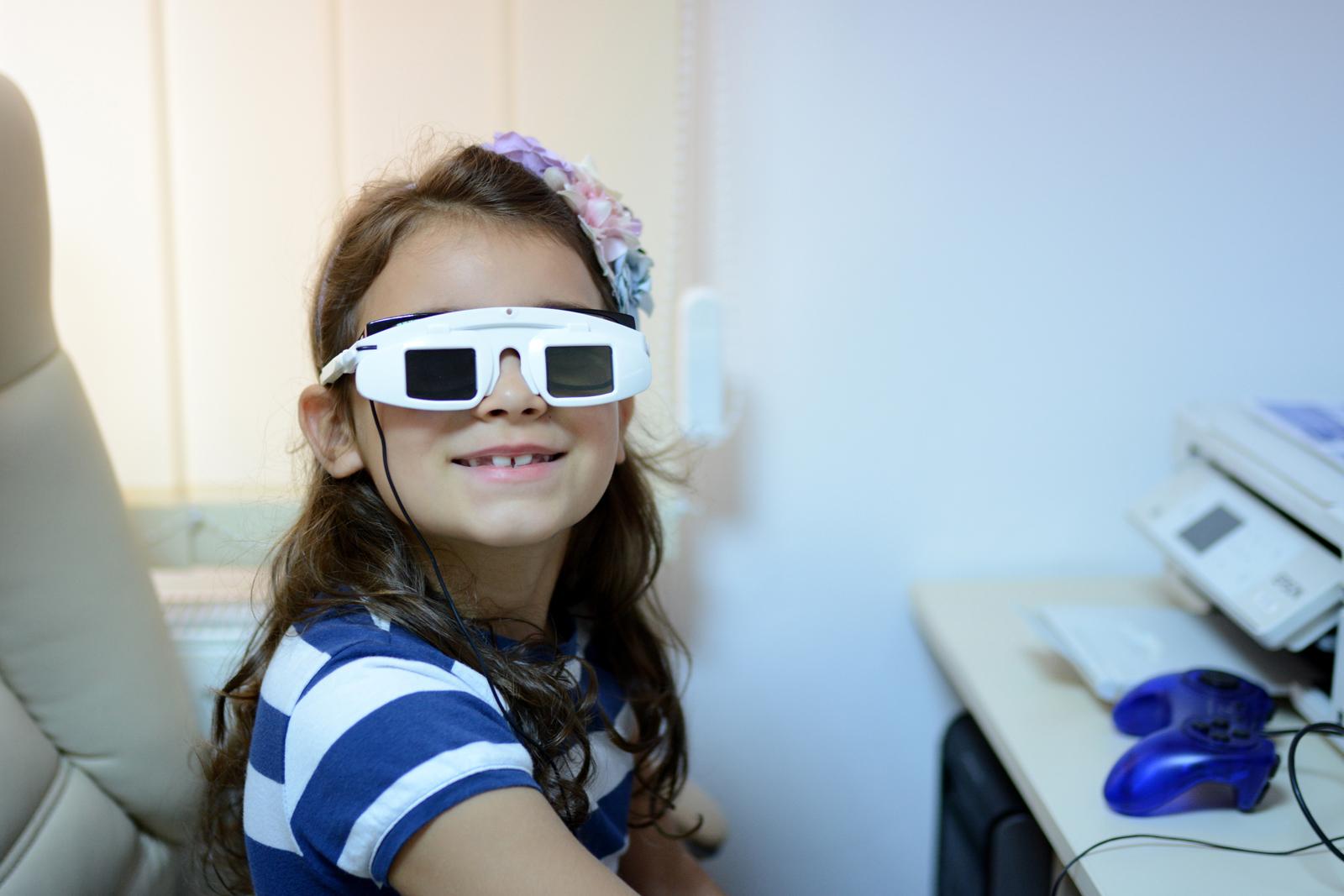 este posibilă îmbunătățirea vederii cu ambliopie deficiență de vedere 7 litere