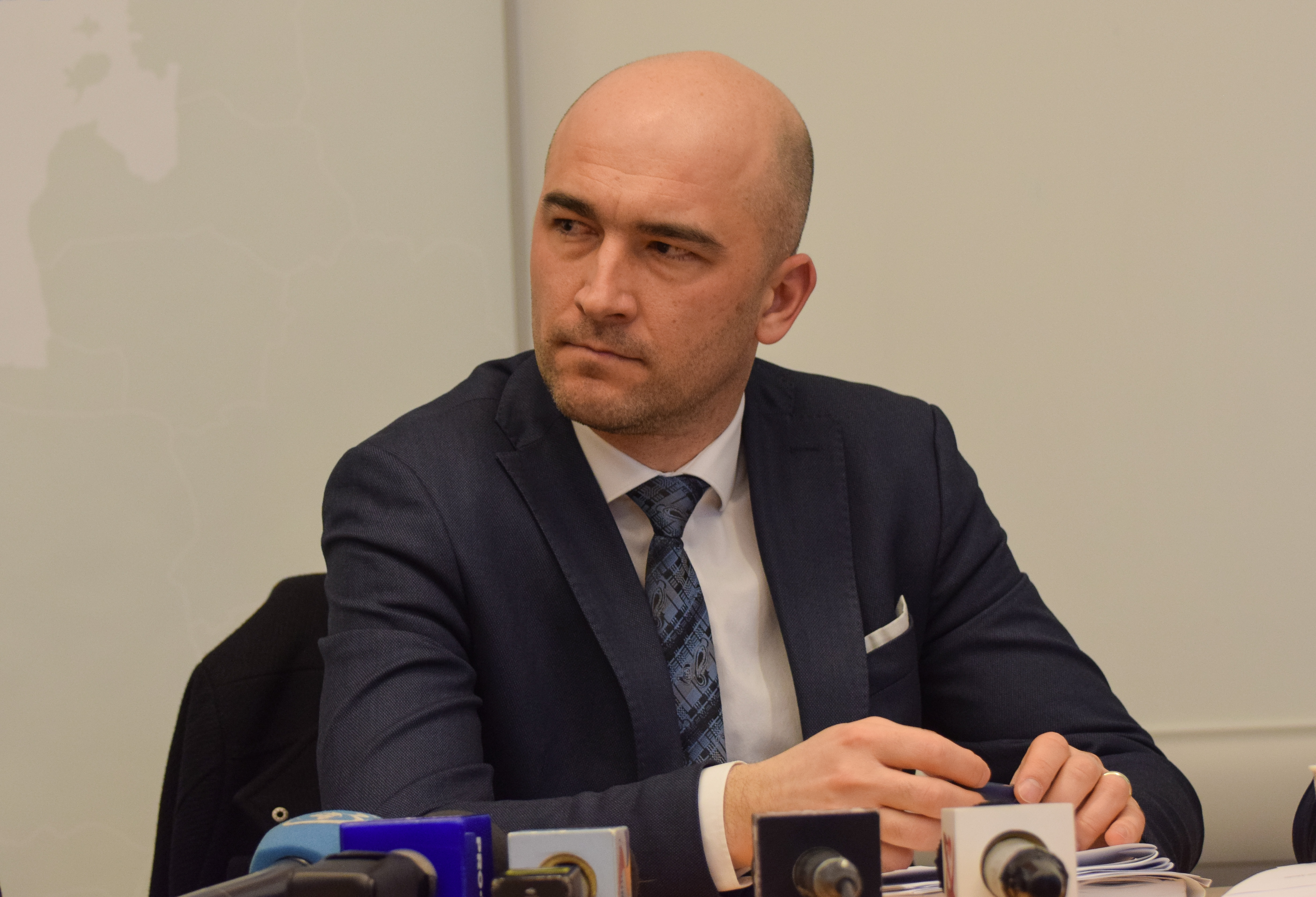 Antoine Avram, reprezentant ANAF. Foto: Dragoș Sasu