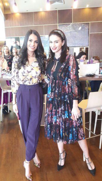 EXCLUSIV/ Ce le-a legat pe Anca Serea și Geanina Ilieș pe vremea când erau modele? Sunt prietene de 11 ani!