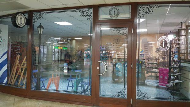 Centrul de informare turistică de pe Lipscani ar putea fi închis