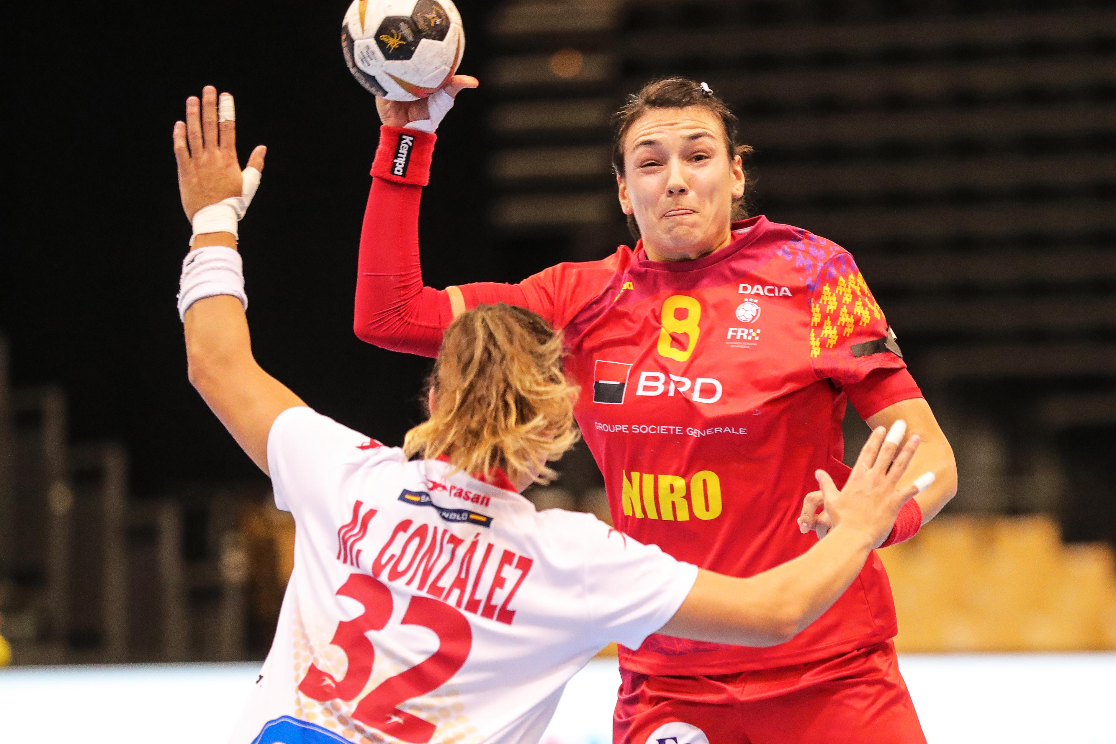 Ce a spus Cristina Neagu despre meciul cu Rusia