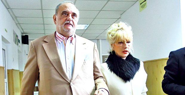 Dana și Dinu Patriciu