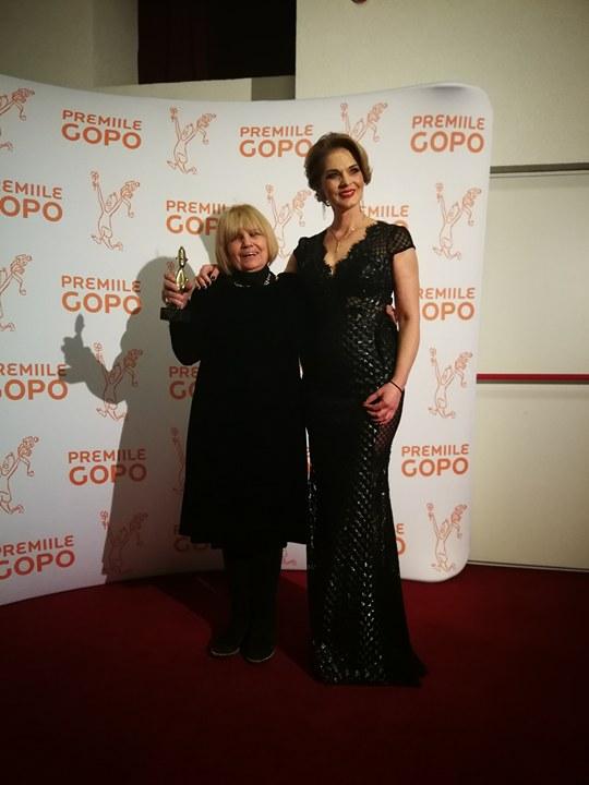 Doina Levinta si Manuela Hărăbor