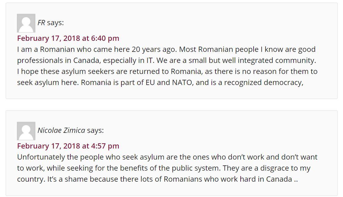 EXCLUSIV/Visul canadian, sufocat de cererile de azil: 415 în două luni. Canada cere explicații României și ar putea reintroduce vizele
