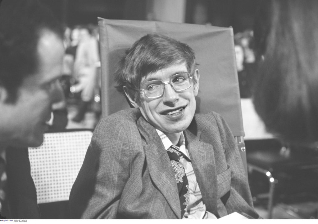 Cine a fost fizicianul Stephen Hawking