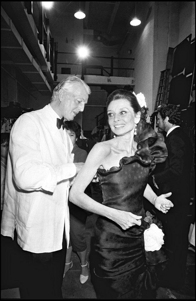 Hubert de Givenchy, creatorul celei mai celebre rochii negre din istorie
