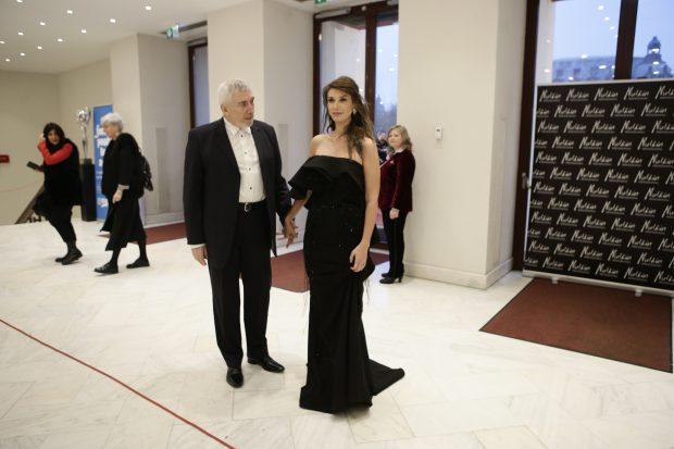 Dan Chisu si Alina Chivulescu