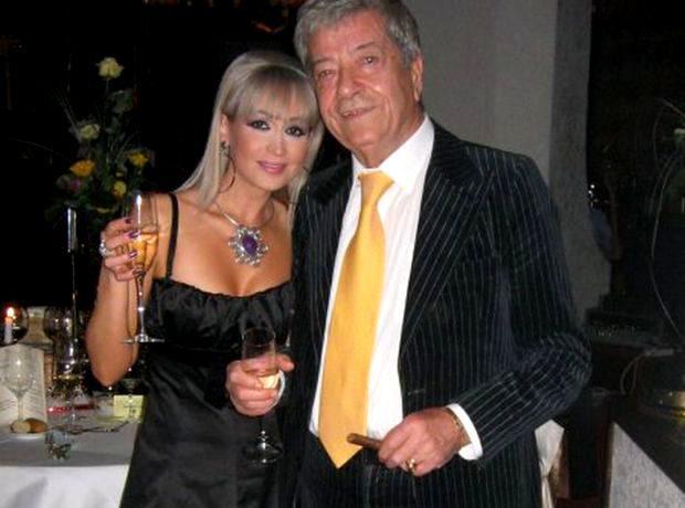 Ion Dichiseanu și Simona Florescu