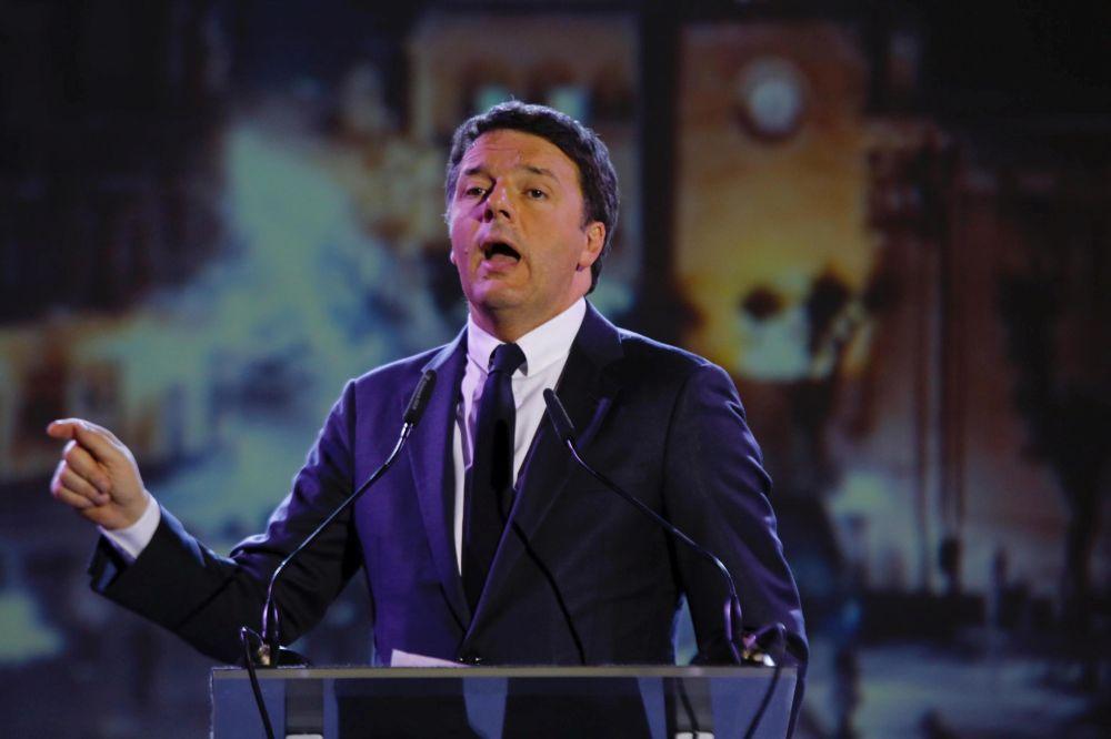 Matteo Renzi (FOTO: EPA)