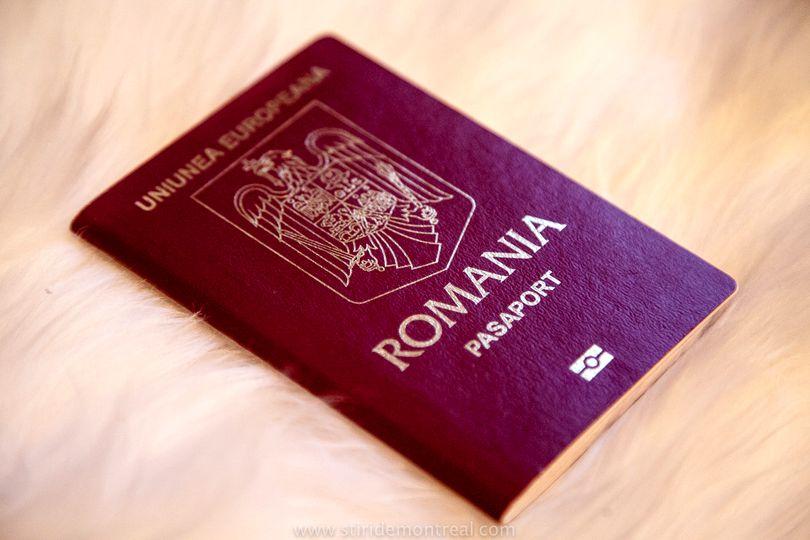 Taxa de depunere a cererii pentru paşaportul SUA va creşte