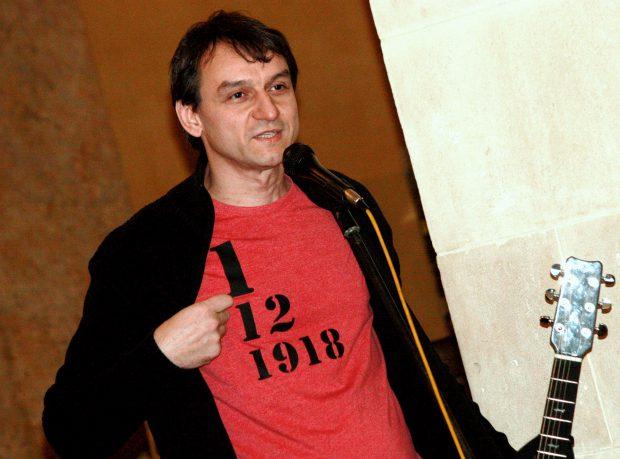 Andrei Păunescu a luat țeapă la Vaslui