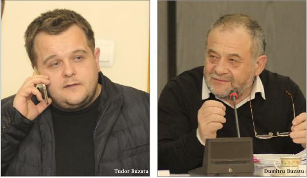 Tudor Buzatu, fiul șefului PSD Vaslui, numit secretar de stat