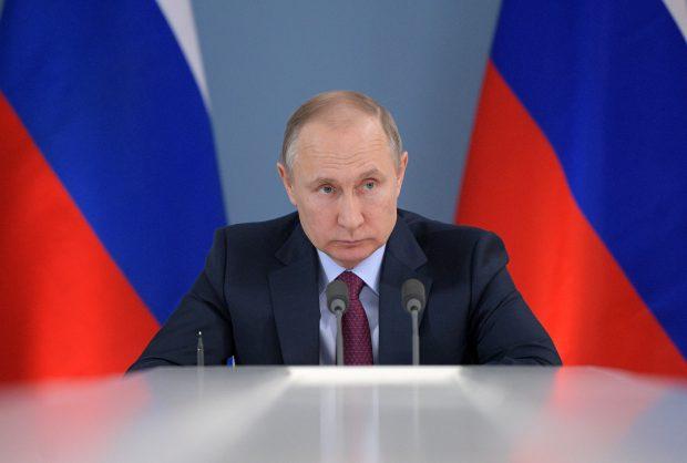 """Putin avertizează că retragerea SUA din acordul privind forțele nucleare intermediare """"va face lumea un loc mai periculos"""""""
