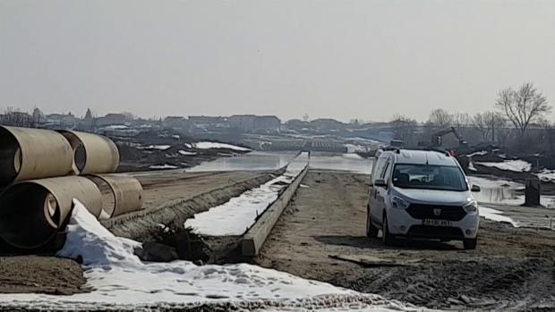 Tronsonul de autostradă Bucureşti - Ploieşti, care va