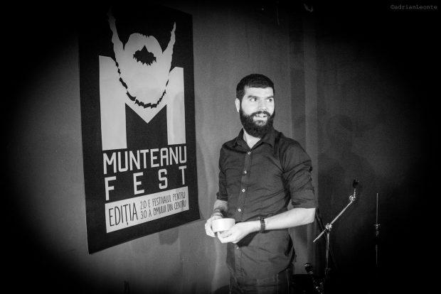EXCLUSIV/Bogdan Munteanu, omul care știe tot ce se întâmplă cool în oraș. Fost politehnist, fost corporatist, acum promoter de underground