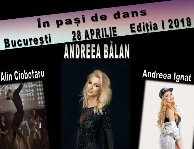 """Andreea Bălan, """"jurată"""" de profesie. Dă calificative contra cost micilor dansatori!"""