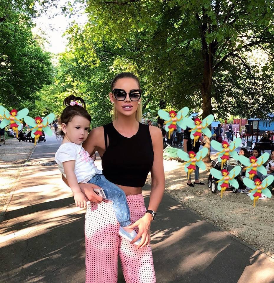 Bianca Drăgușanu caută o bonă pentru Sofia