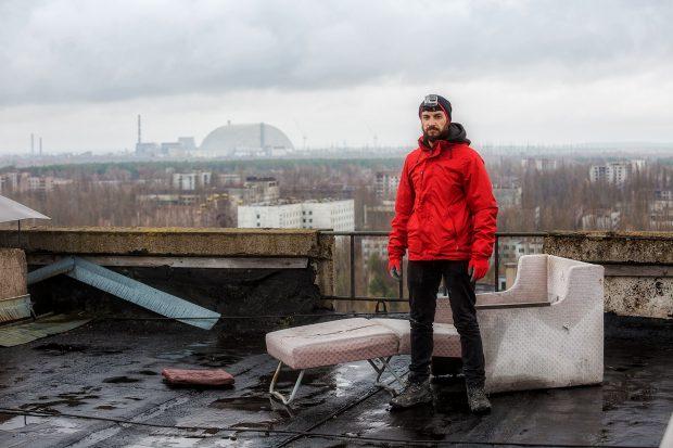 Cristian Lipovan, fotograful român care a fotografiat dezastrul de la Cernobîl