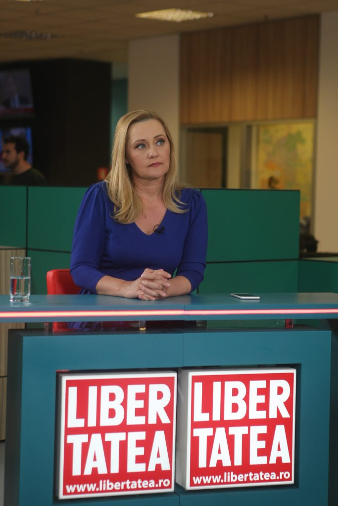 Elena Lasconi va candida la Primăria din Câmpulung