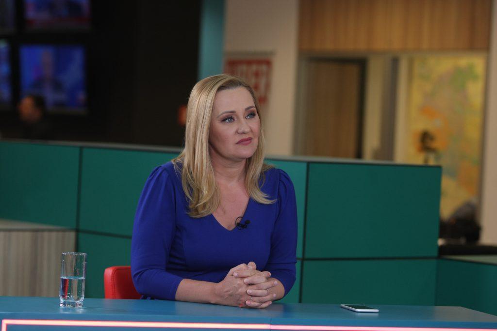 Monica Bârlădeanu și-a ascuns dramele copilăriei