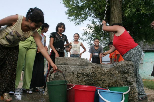 Topul județelor cu localități fără canalizare