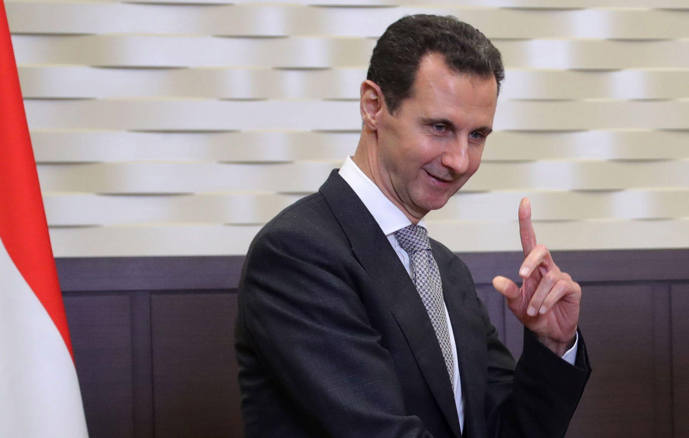 Siria a înapoiat Franței, prin Ambasada României, Legiunea de Onoare primită de Assad