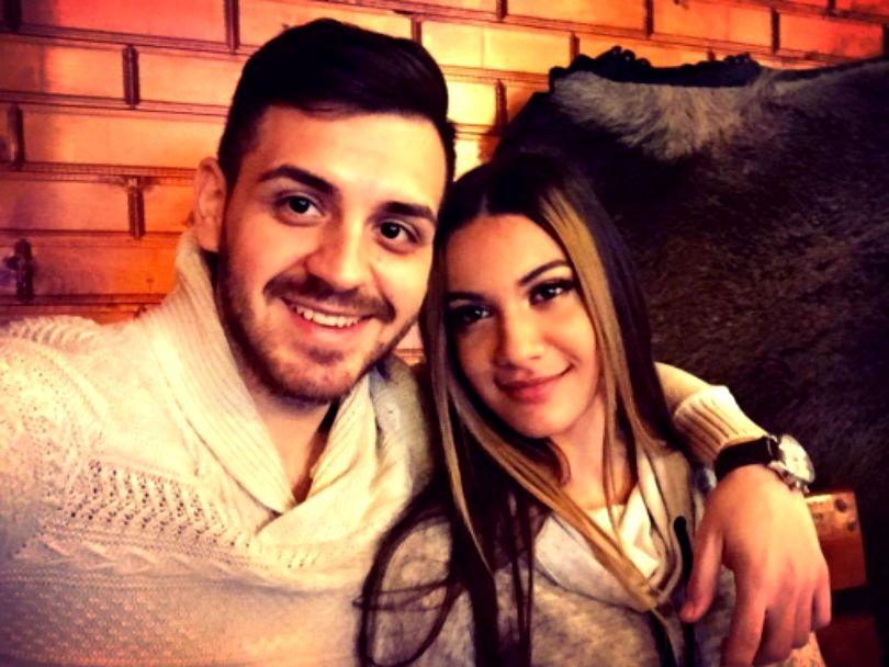 Betty Salam a plecat din țară! Fiica lui Florin Salam este însărcinată și petrece în Dubai.