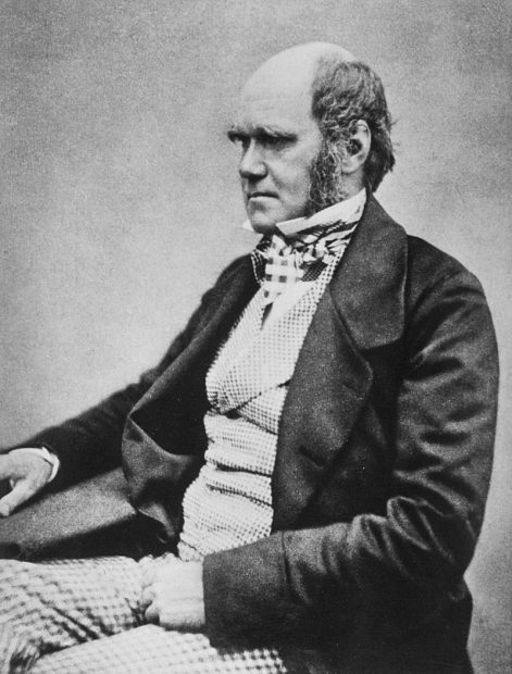Charles Darwin, naturalist britanic