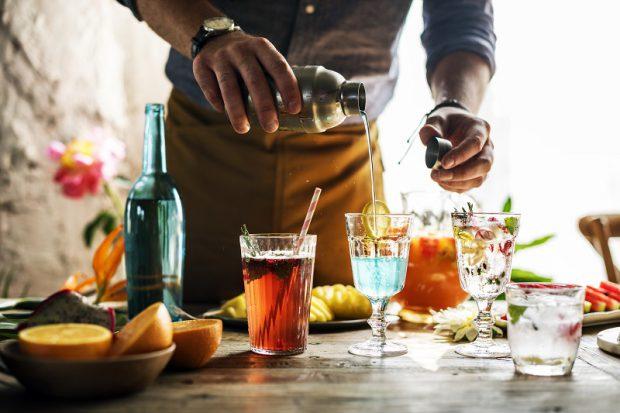 cocktail shaker cadou