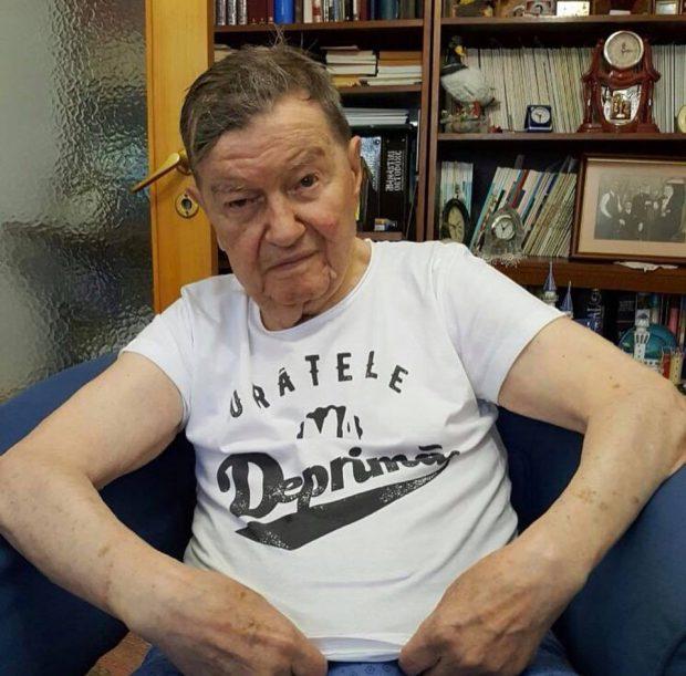Bunicul lui Codin Maticiuc a murit. Mesajul emoționant făcut de actor