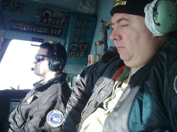Doi piloți din Republica Moldova, luați ostatici de talibani de peste doi ani. Bărbații au apărut într-o înregistrare pe Facebook