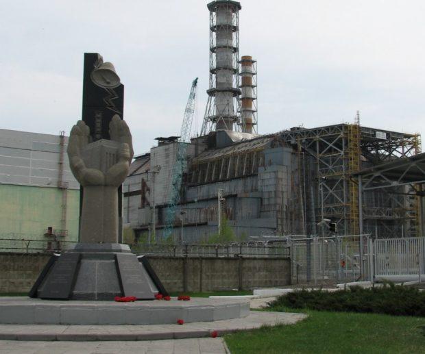 Centrala Cernobîl, fără sarcofag...