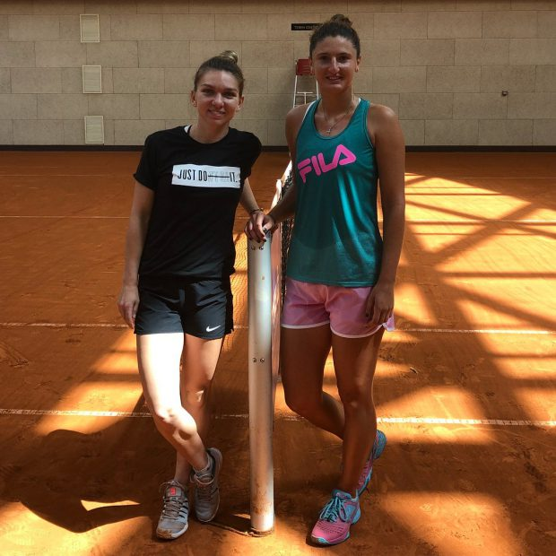 Neînțelegerile cu Simona Halep, adevăratul motiv al renunțării Soranei Cîrstea la echipa de Fed Cup a României