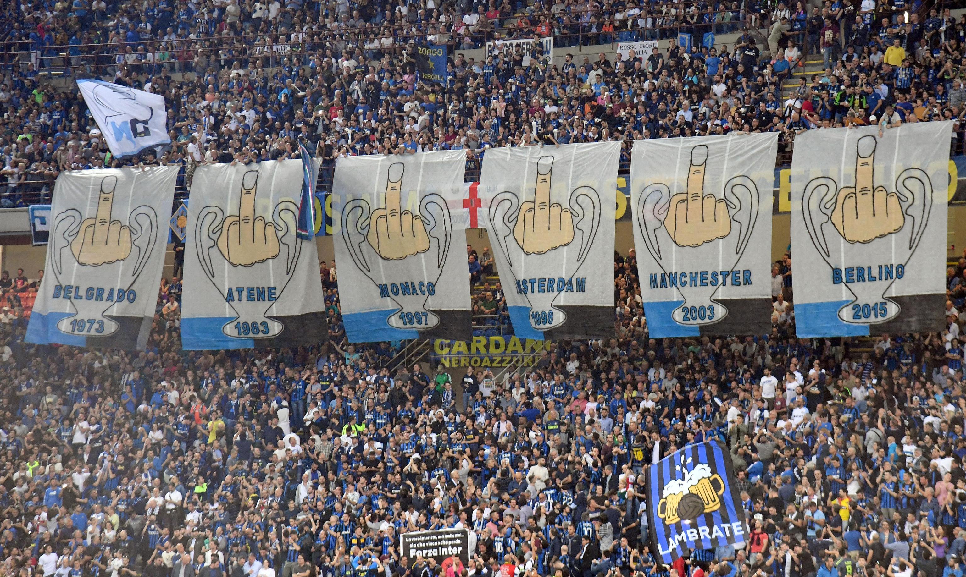 Serie A Italia, etapa 35