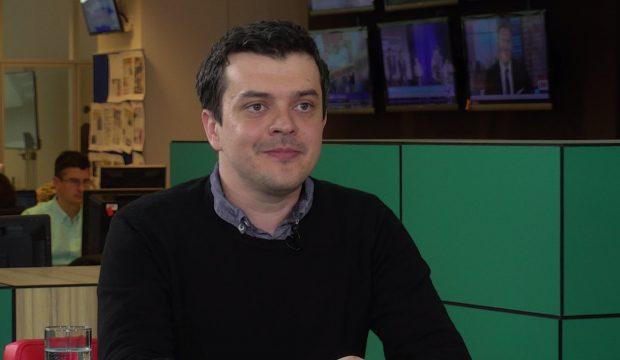 Ioan Istrate, antreprenorul cu datele furate de Cambridge Analytica. Ioan Istrate, în studioul Libertatea
