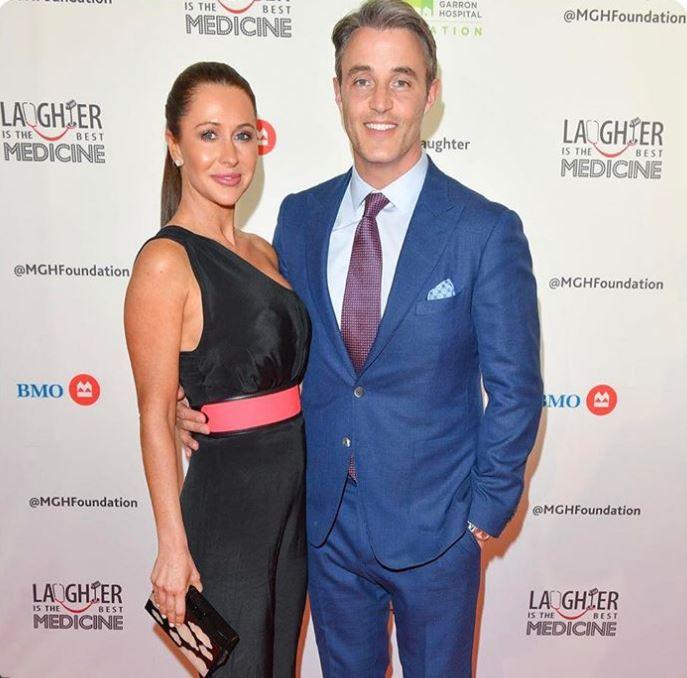 Cine este domnisoara de onoare a lui Meghan Markle, Jessica Mulroney. Jessica și soțul ei Brian Mulroney