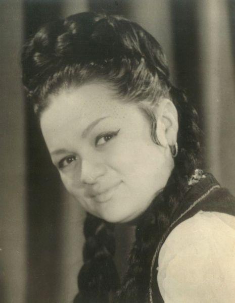 Mărioara Tănase, prima soţie a lui Traian Tănase