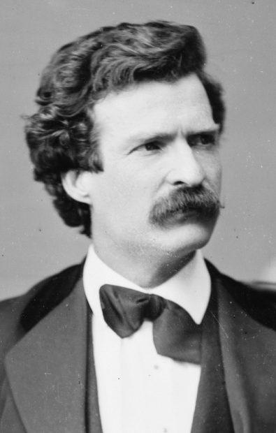 Mark Twain, scriitor american