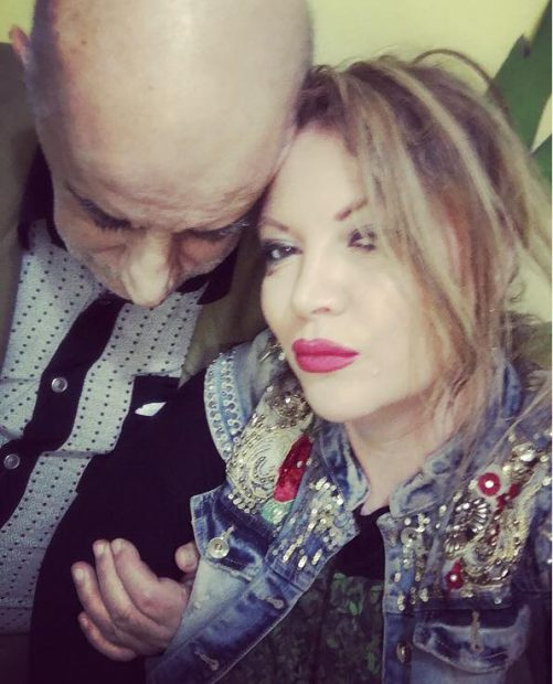 FOTO | Oana Lis, mesaj pe Facebook după ce Viorel Lis a făcut accidentul vascular cerebral