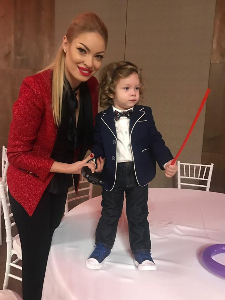 """EXCLUSIV/ Valentina Pelinel și-a dus fiul la azil! Milan a cunoscut-o pe """"bunica"""" Zina"""