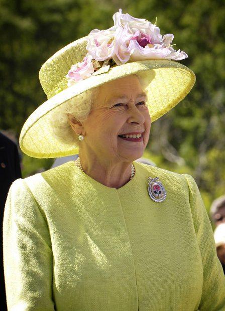 Regina Elisabeta a II-a a Regatului Unit