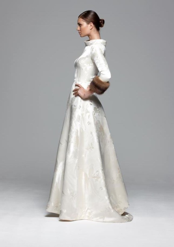 Cine creează rochia de mireasă a lui Meghan Markle. Stewart Parvin
