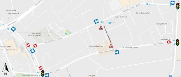 #salvatipipera | Sensuri unice în cartierul Pipera. Cum ar putea fi reconfigurată zona, cu investiții minime - VIDEO