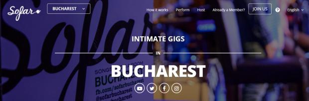 EXCLUSIV/Concerte care nu știi unde au loc și la care nu știi cine cântă! SoFAR, trendul care a înnebunit Europa, a ajuns în România