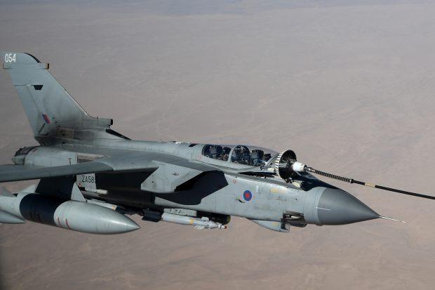 FOTO | Cum arată armele avioanele și navele folosite de SUA, Marea Britanie și Franța pentru a ataca Siria
